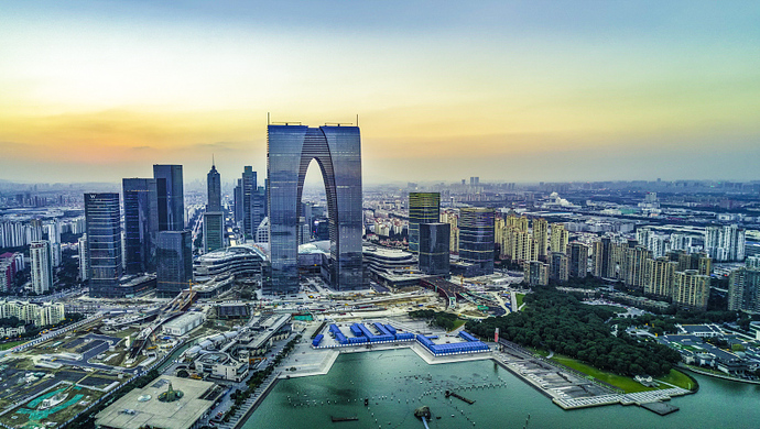 """苏州市科学技术局局长张东驰:全力打造""""创业者乐园,创新者天堂"""""""