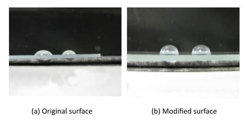 聚合物表面的真空沉积改性