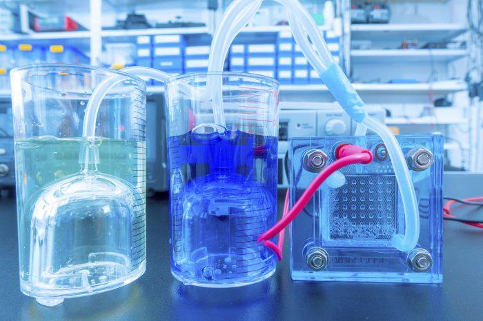 用于电化学制氢的银电极