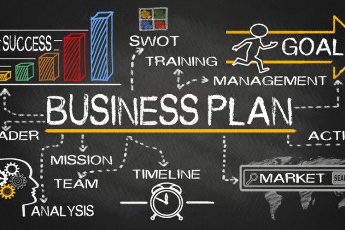手把手教你写商业计划书